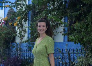 Photo portrait Myrtille Brauge